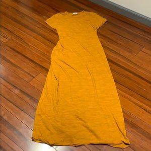 Lularoe Maxi Dress, Sz Xs (Runs big)